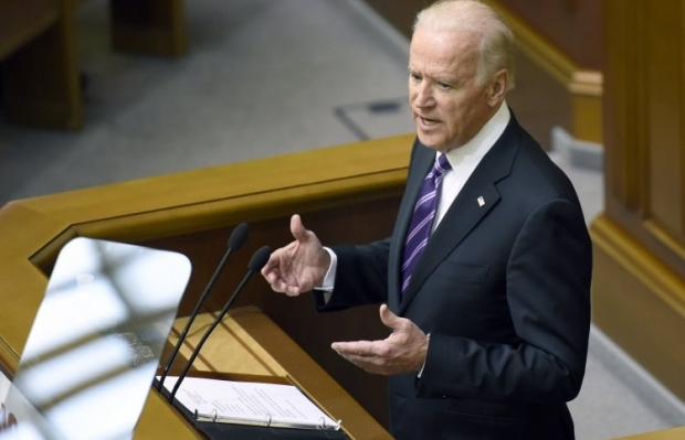 Biden says Ukraine must be strong / Photo from UNIAN