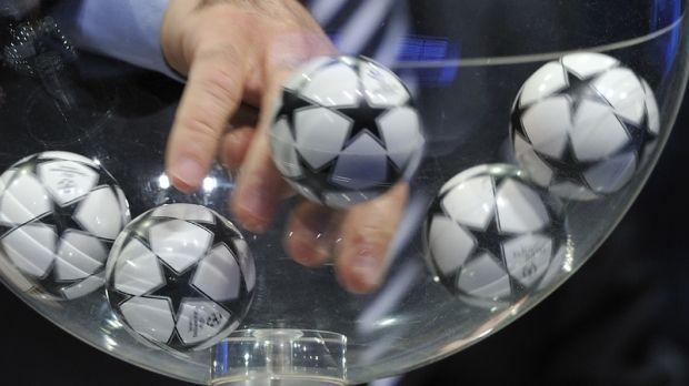 Во время жеребьевки Лиги Чемпионов сеяных команд не будет / фото uefa.com