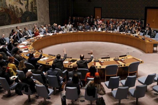 Совбез ООН / REUTERS