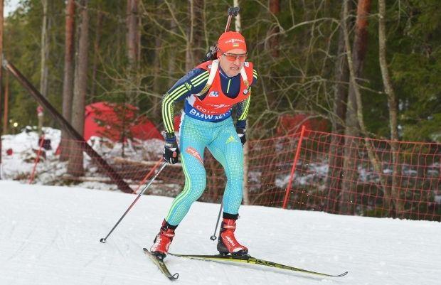 Сергій Семенов - лідер української чоловічої команди / biathlon.com.ua