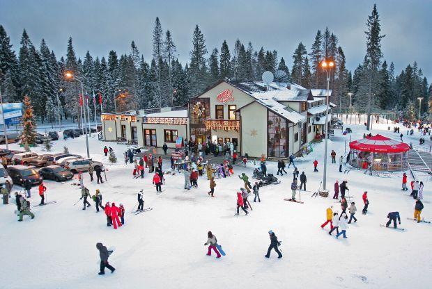 Проти закриття гірськолижних курортів виступає Австрія \ фото REUTERS