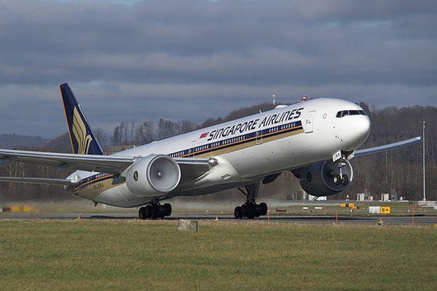 Лідером у рейтингу кращих авіакомпаній світу стала Singapore Airlines / Фото Juergen Lehle/wikimedia.org