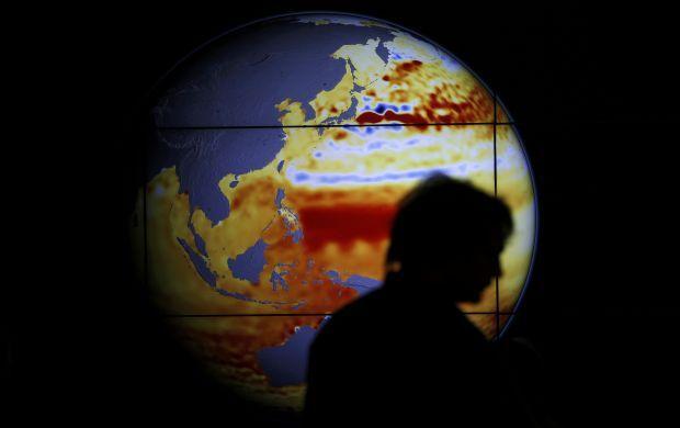 20 квітня - Міжнародний день кліматичної фантастики / фото REUTERS