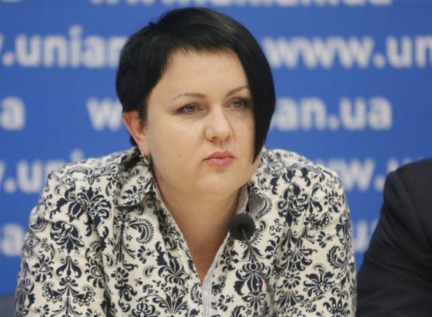 Адвокат Корбана Оксана Томчук / УНІАН