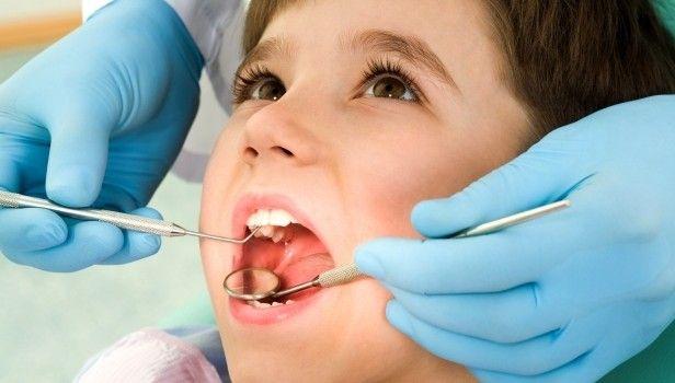 Переважна більшість українських дітей має нерівні зуби / Фото: papamamaja.ru
