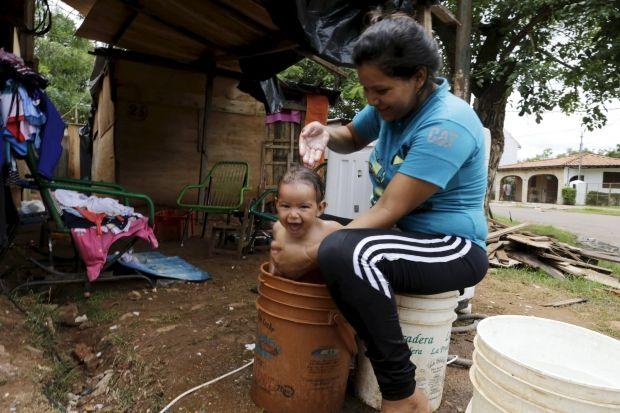 Парагвай / REUTERS