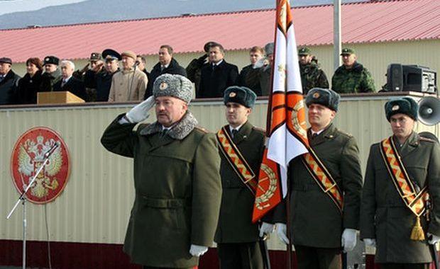 Major-General Alexander Shushukin dies Dec. 27 of cardiac arrest / mil.ru
