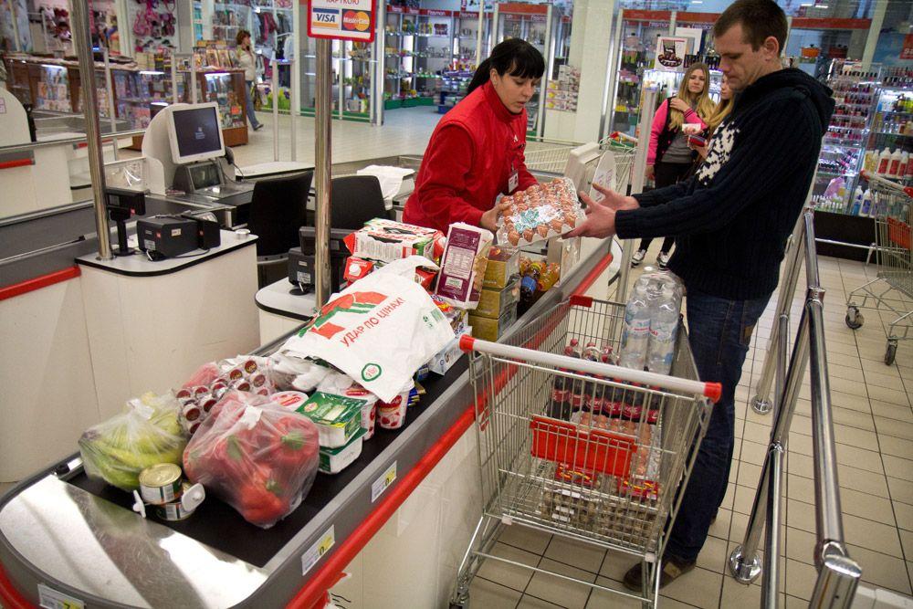 Инфляция в Украине падает рекордными темпами / Фото УНИАН