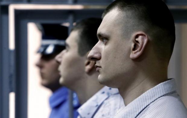 """Проведення важливих слідчих експериментів у справі протип'ятьох екс-""""беркутівців"""" під загрозою зриву / Фото УНІАН"""