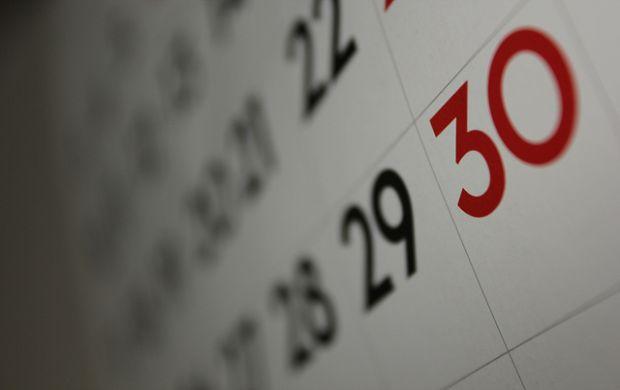 Всього в жовтні 31 день, серед них – дев'ять вихідних і 22 робочих / flickr.com/photos/dafnecholet