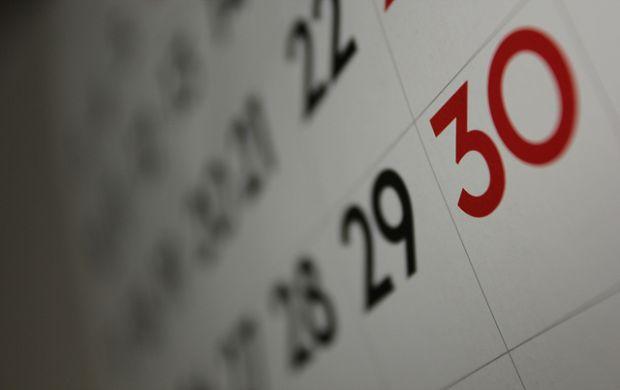 У украинцев будет дополнительный выходной в марте / flickr.com/photos/dafnecholet