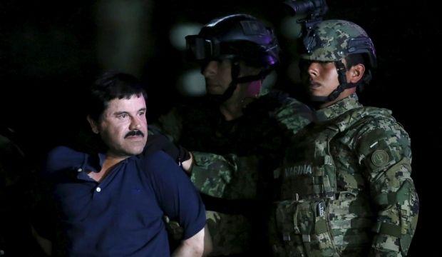 """""""Ель Чапо"""" під час затримання / REUTERS"""