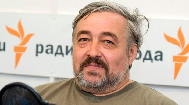 Pribylovsky is known as a co-author of the book