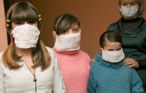 Учебные заведения в Херсонской области закрывают на карантин из-за гриппа / Фото УНИАН