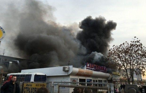В результате пожара есть пострадавшие / София Жукова, dumskaya.net