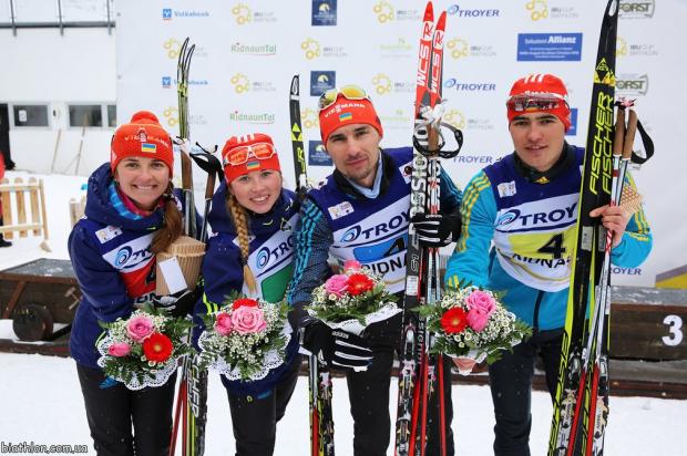Брынзак: Наши биатлонистки изначально лучше выступали, чем мужчины / biathlon.com.ua
