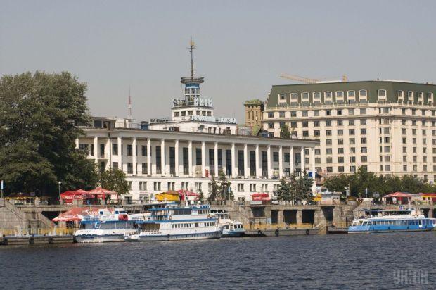 З Києва до Білорусізапустять водний маршрут / фото УНІАН