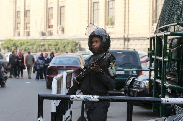 Правоохоронці в Єгипті / REUTERS