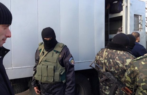 Ukraine faced a conflict of law with respect to the transfer of prisoners / ombudsman.gov.ua