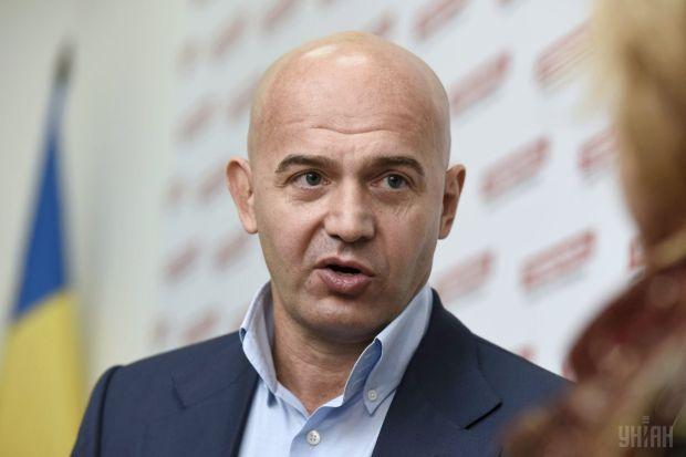Кононенко прийшов на допит до НАБУ / фото УНІАН