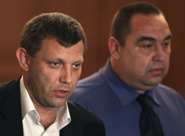 Hug told UNIAN about his meeting with Zakharchenko and Plotnitsky / g4.delphi.lv g4.delphi.lv