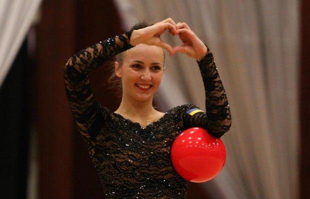 Ризатдинова отметила, что художественная гимнастика была всегда очень популярна в нашей стране / фото ukraine-rg.com.ua