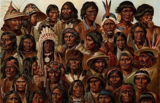 Индейцы / wikipedia.org / G. Mülzel