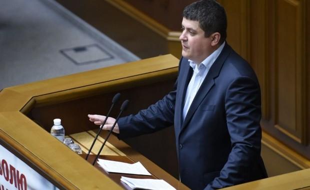 Максим Бурбак раскритиковал конфликт между НАБУ и САП / фото УНИАН