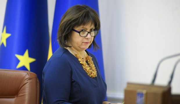 Jaresko calls on the Dutch to vote for the Ukraine-EU Association Agreement at an April 6 referendum / Photo from UNIAN