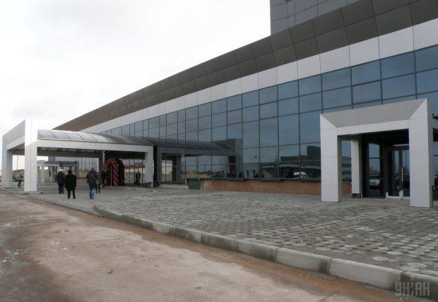 Реконструкция житомирского аэропорта/ фото УНИАН