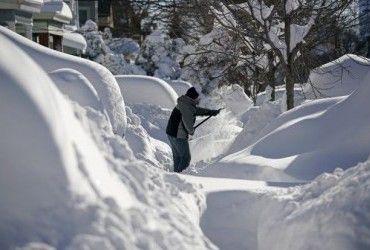 У горах Норвегії через сильний снігопад виявилися заблокованими близько 50 осіб