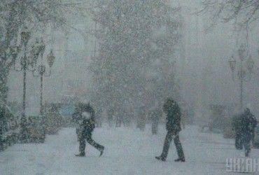 Циклон с Балкан принесет в Украину метели и снегопады - синоптик