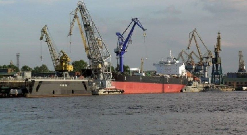 Ukrainian seaports post profit decline in H1 - Xinhua