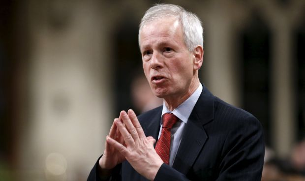 Міністр закордонних справ Канади Стефан Діон  / REUTERS