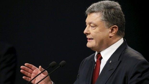 порошенко / REUTERS
