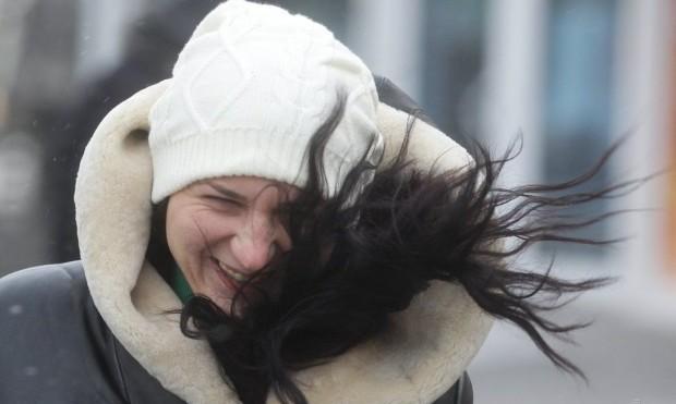 погода, ветер, зима / Фото УНИАН