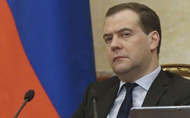 Дмитро Медведєв / REUTERS