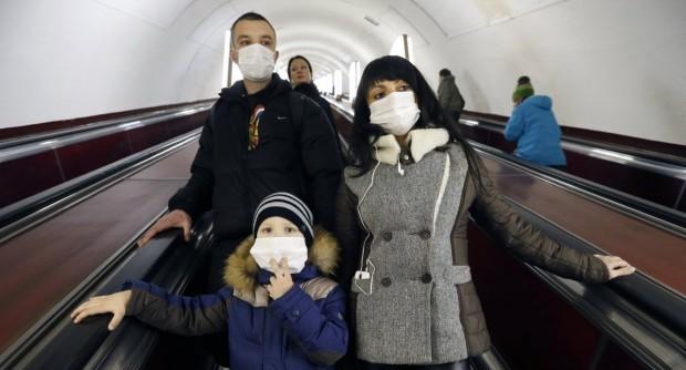 В Киеве посилать профилактические мероприятия против гриппа и ОРВИ / Фото: УНИАН