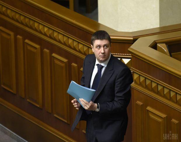 Кириленко призвал украинцев требовать от суда не удовлетворять иск / фото УНИАН