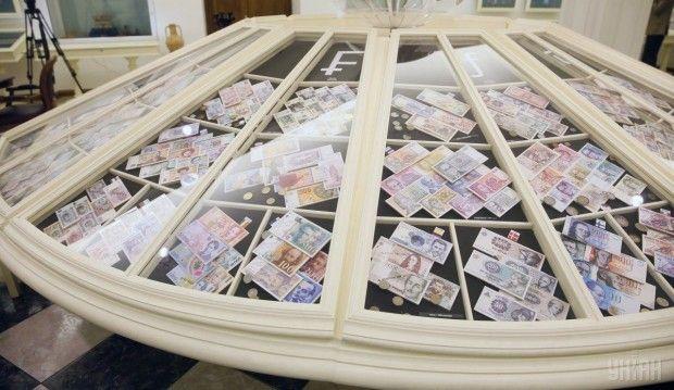 Музей денег Национального банка Украины / Фото УНИАН