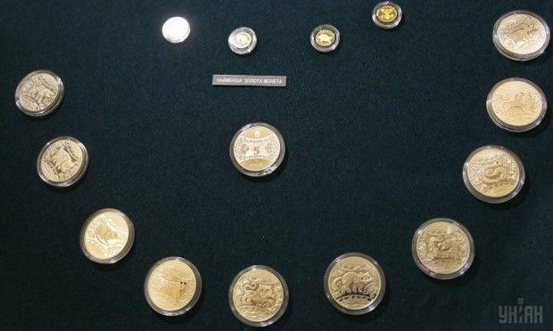 Монеты / Фото УНИАН