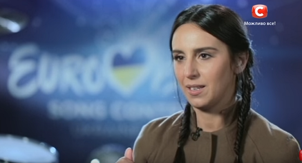 At Eurovision, Jamala will sing about the mass deportation of Crimean Tatars under Stalin / Screenshot
