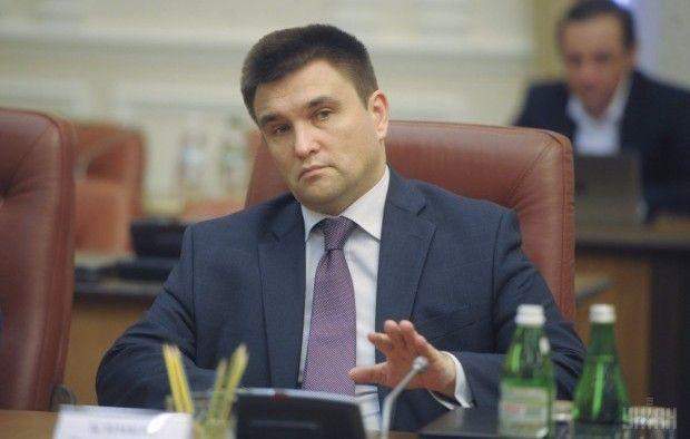Клімкін не збирається змінювати угоду про асоціацію з ЄС / Фото УНІАН