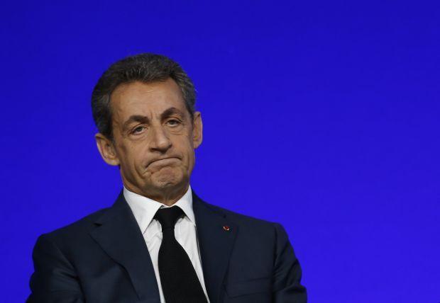 Саркози дали реальный тюремный срок / фото REUTERS