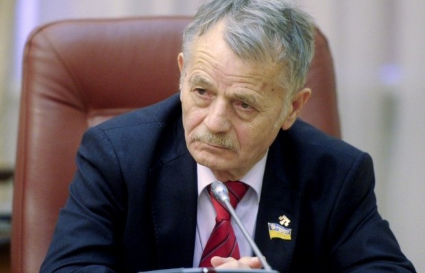 Mustafa Dzhemilev / Photo from UNIAN
