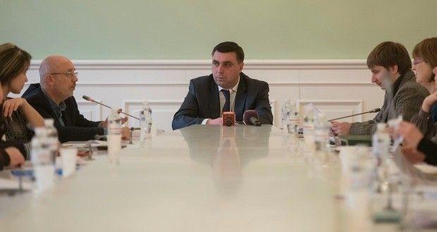 Спасибко отмечает, что заявление об увольнении с должности заместителя председателя КГГА не писал / kievcity.gov.ua