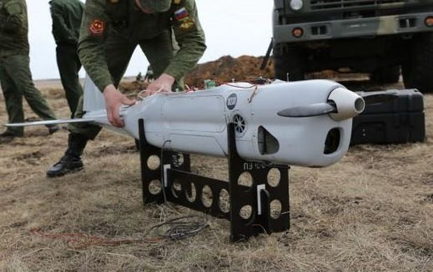 Russian Federation announced the beginning of flight tests of the first Russian drone impact type / skitalec