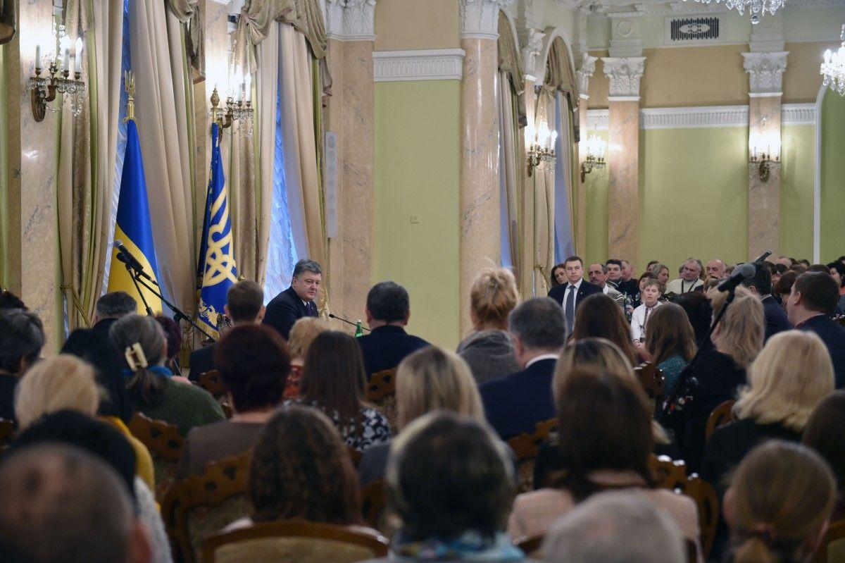 Ни один преступник не останется безнаказанным - Порошенко / Фото president.gov.ua