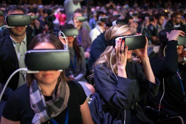 Виртуальная реальность даст возможность воплощать сексуальные фантазии / newsroom.fb.com