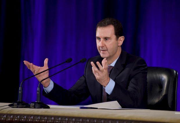 Президент Сирии Башар Асад / REUTERS